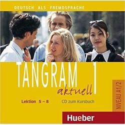 Tangram aktuell CD zum Kursbuch 1 - Lektion 5-8