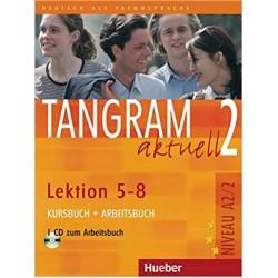 Tangram Aktuell 2 Kurs- und Arbeitsbuch Lektion 5-8