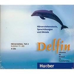 Delfin CDs 2 (4) Horverstehen Teil 2 Kapitel 11-20