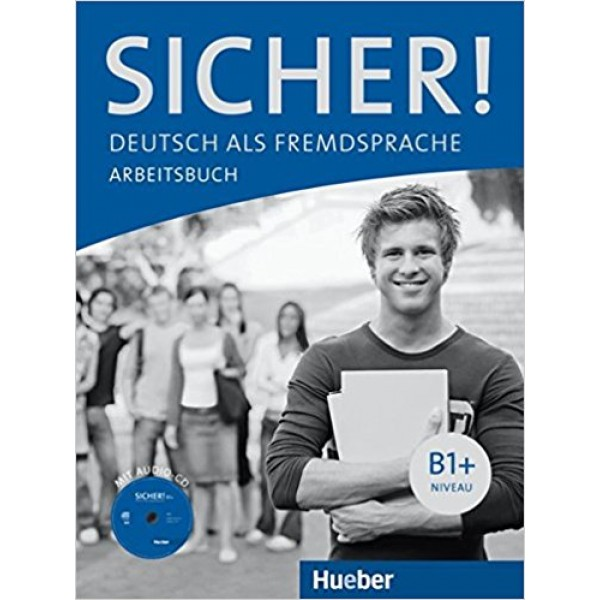 Sicher  Arbeitsbuch B1+ Audio-CD