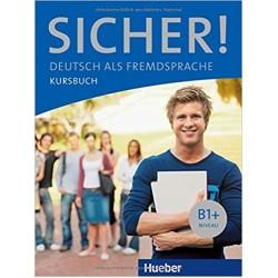 Sicher  Kursbuch B1+