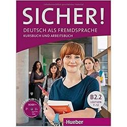 Sicher B2.2 Kurs- und Arbeitsbuch mit Audio-CD
