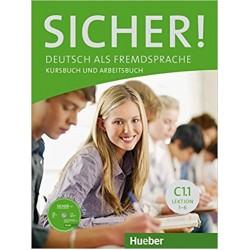 Sicher C1.1 Kurs- und Arbeitsbuch mit Audio-CD