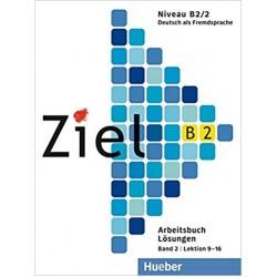 Ziel B2.2 Losungen Zum Arbeitsbuch