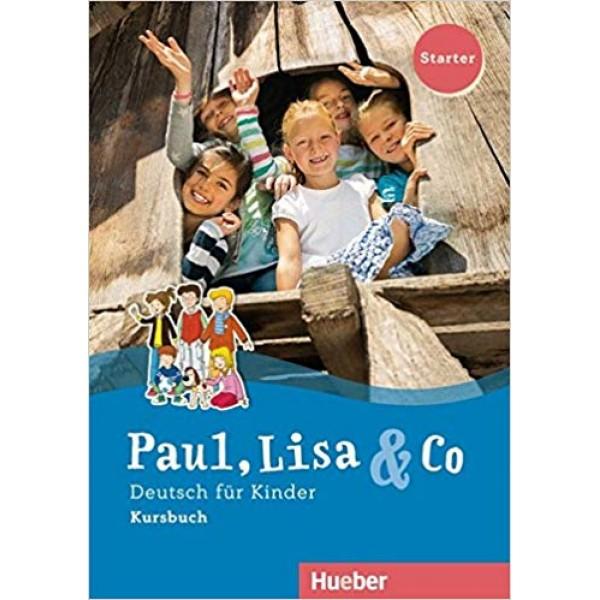 Paul, Lisa & Co. Starter Kursbuch