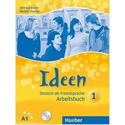 Ideen 1 Arbeitsbuch mit 2 Cds Zum Arbeitsbuch