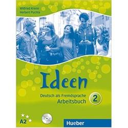Ideen 2 Arbeitsbuch mit 2 Cds Zum Arbeitsbuch