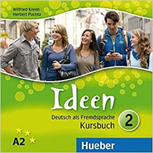Ideen 2 CDS zum Kursbuch