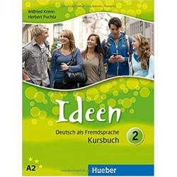 Ideen 2 Kursbuch