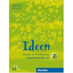 Ideen 2 Lehrerhandbuch