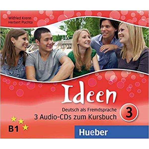 Ideen 3 CDS zum Kursbuch