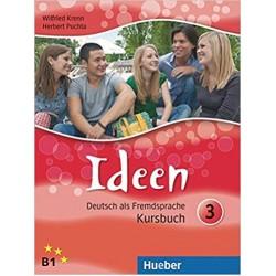 Ideen 3 Kursbuch