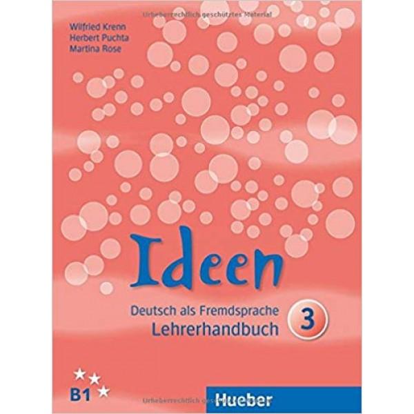 Ideen 3 Lehrerhandbuch
