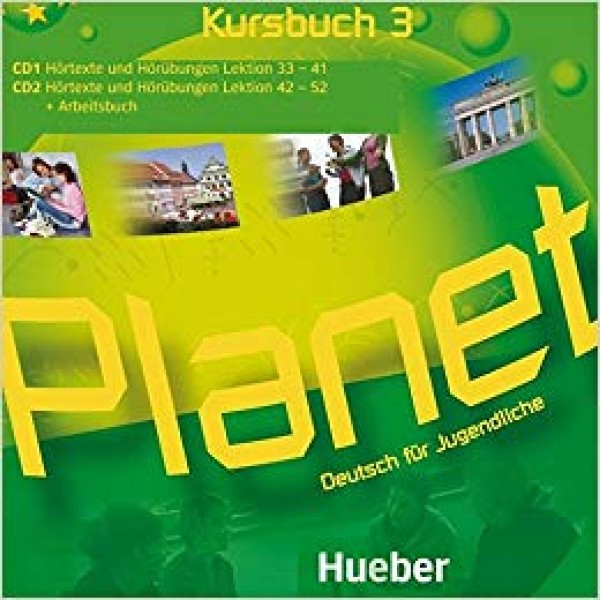 Planet 3 CDs (2)