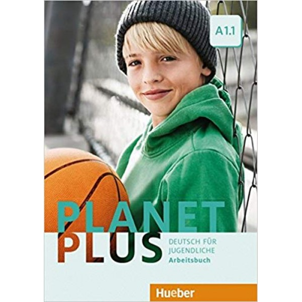 Planet Plus A1.1 Arbeitsbuch mit CD-Rom