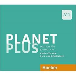 Planet Plus A1.1  Audio-CDs zum Kurs- und Arbeitsbuch