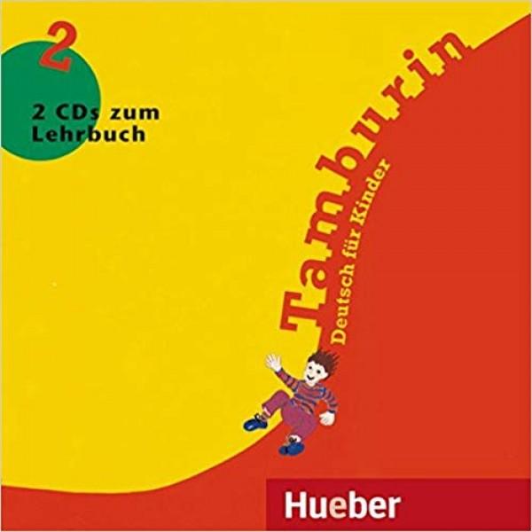 Tamburin 2 Audio-CDs