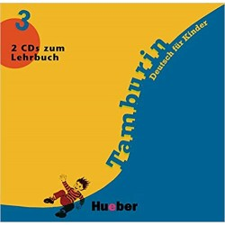 Tamburin 3 Audio-CDs