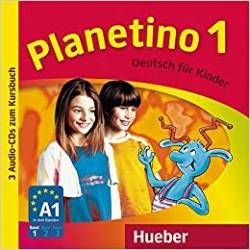 Planetino 1 Audio-CDs