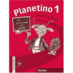 Planetino 1 Lehrerhandbuch