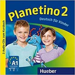 Planetino 2 Audio-CDs