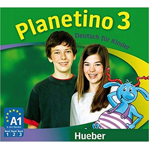 Planetino 3 Audio-CDs