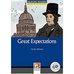 Great Expectations (Level 4) with Audio CD