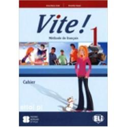 Vite! 1 Cahier & CD-Audio