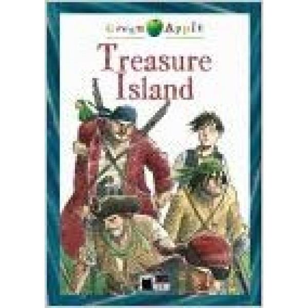 Treasure Island+ Audio CD(A2/B1)