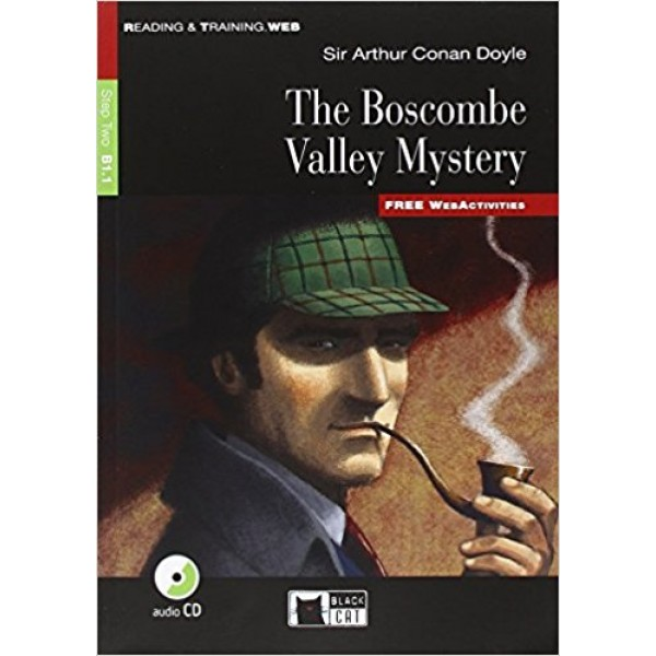Level B1.1 The Boscombe Valley Mystery +  Audio CD