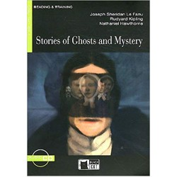 Level B1.1 Stories of Ghosts & Mystery + Audio CD