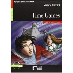 Level B1.1 Time Games + Audio CD
