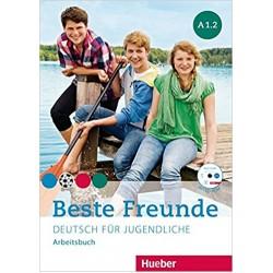 Beste Freunde: A1.2  Arbeitsbuch mit CD