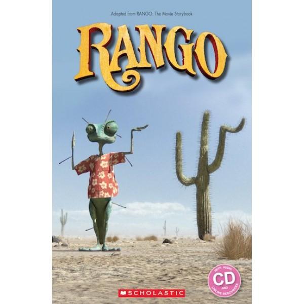Rango + Audio CD ( Level 2 )
