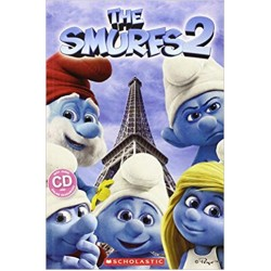 Level 2 The Smurfs 2  + Audio CD