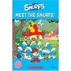 Level Starter The Smurfs: Meet the Smurfs! + Audio CD