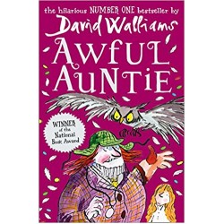 Awful Auntie, Walliams