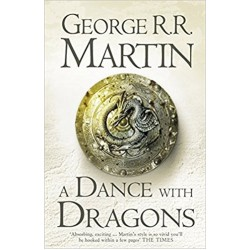 A Dance with Dragons (Book 5 of A Song of Ice and Fire), Martin