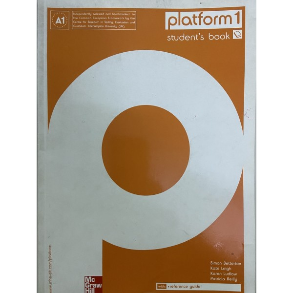 Platform 1 Students Book