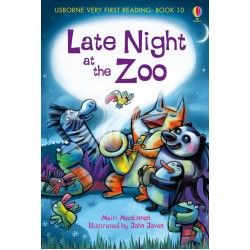 Level 0 Late Night At The Zoo