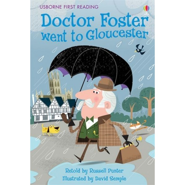 Level 2 Doctor Foster went to Gloucester