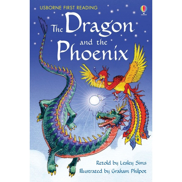 Level 2 The Dragon and the Phoenix