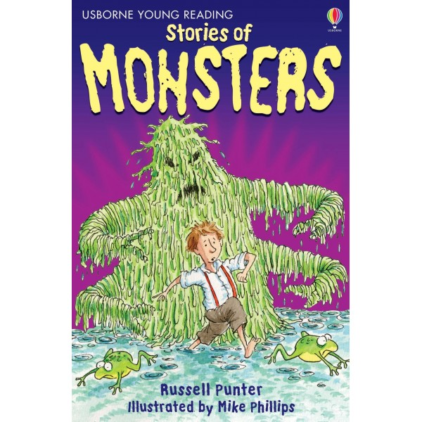 Young Level 1 Stories of Monsters