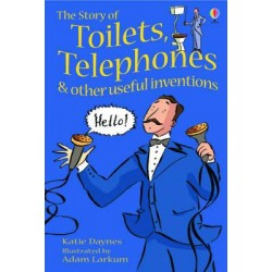 Young Level 1 Story of Toilets, Telephones & other useful inventions