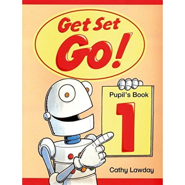 Get Set Go! Level 1 Pupil's Book