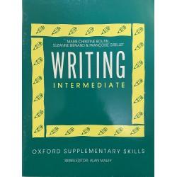 Oxford Supplementary Skills: Writing Intermediate