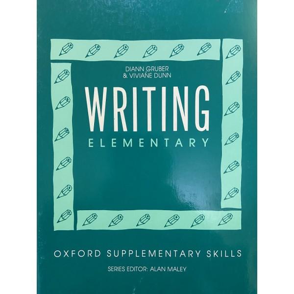 Oxford Supplementary Skills: Writing Elementary