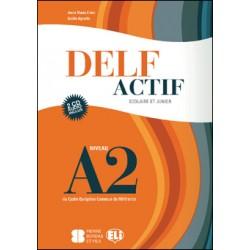 Delf Actif Scolaire ET Junior: Livre + 2 CD Audio (French Edition)