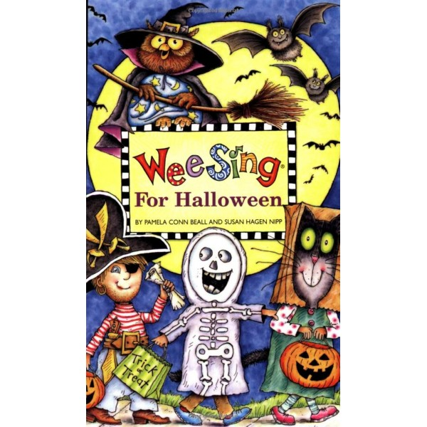 Wee Sing for Halloween, Pamela Conn Beall