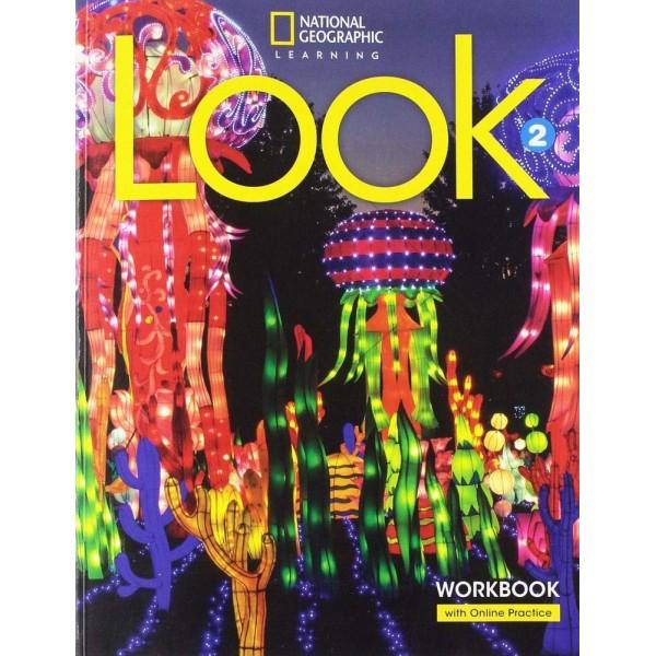 Look 2 Workbook with Online Practice